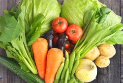 九州のとれたて、果物・野菜セット。